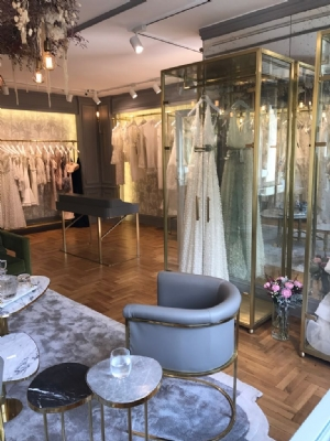 Begum Salihoglu Showroom