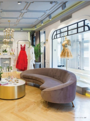 Sagaza Madrid Showroom