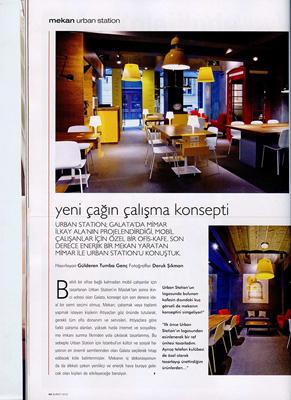 Urban Station Galata / İstanbul