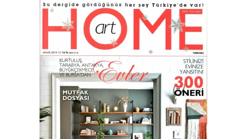 HOME ART Aralık Sayısı
